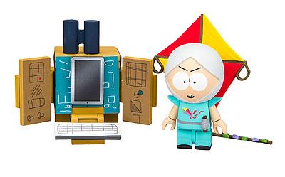 Einfach und sicher online bestellen: South Park Bauset Human Kite Supercomputer in Österreich kaufen.