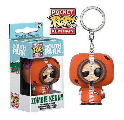 Einfach und sicher online bestellen: South Park POP! Vinyl Schlüsselanhänger Kenny in Österreich kaufen.