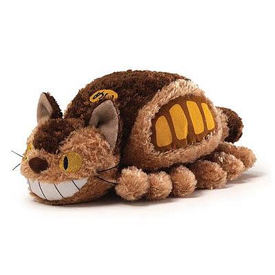 Einfach und sicher online bestellen: Studio Ghibli Plüschfigur Little Fluffy Cat Bus in Österreich kaufen.