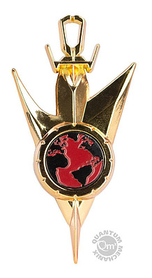 Einfach und sicher online bestellen: Star Trek Discovery Mirror Universe Command Badge in Österreich kaufen.