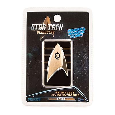 Einfach und sicher online bestellen: Star Trek Discovery Abzeichen Cadet Badge in Österreich kaufen.