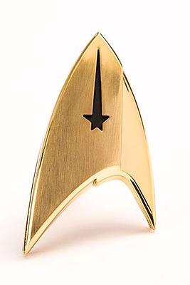 Einfach und sicher online bestellen: Star Trek Discovery Abzeichen Kommando in Österreich kaufen.
