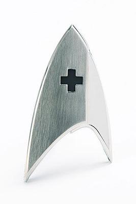 Einfach und sicher online bestellen: Star Trek Discovery Abzeichen Medizin 1/1 in Österreich kaufen.