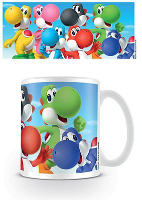 Einfach und sicher online bestellen: Super Mario Tasse Yoshis in Österreich kaufen.