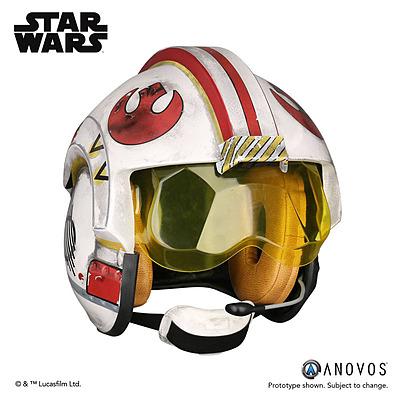 Einfach und sicher online bestellen: Star Wars Luke Skywalker Rebel Pilot Helm in Österreich kaufen.