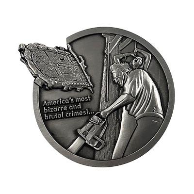 Einfach und sicher online bestellen: Texas Chainsaw Masssacre Medallion in Österreich kaufen.