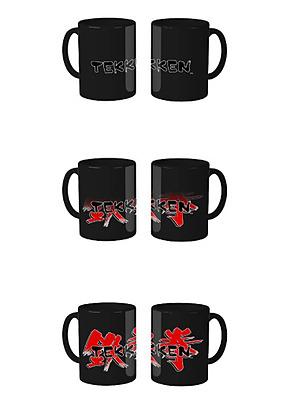 Einfach und sicher online bestellen: Tekken Heat Reactice Tasse Logo in Österreich kaufen.