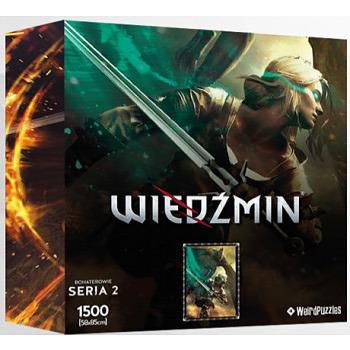 Einfach und sicher online bestellen: The Witcher Puzzle Ciri in Österreich kaufen.