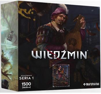 Einfach und sicher online bestellen: The Witcher Puzzle Rittersporn in Österreich kaufen.