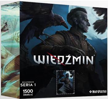 Einfach und sicher online bestellen: The Witcher Puzzle Regis in Österreich kaufen.