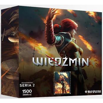 Einfach und sicher online bestellen: The Witcher Puzzle Triss in Österreich kaufen.