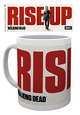 Einfach und sicher online bestellen: Walking Dead Tasse Rise Up in Österreich kaufen.
