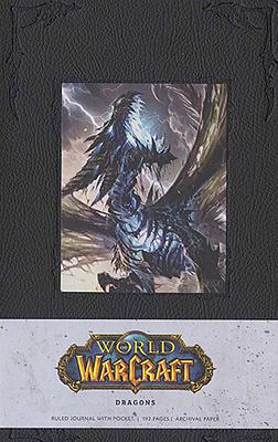 Einfach und sicher online bestellen: World of Warcraft Notizbuch Dragons in Österreich kaufen.