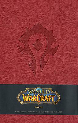 Einfach und sicher online bestellen: World of Warcraft Notizbuch Horde in Österreich kaufen.