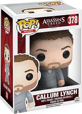 Einfach und sicher online bestellen: Assassins Creed POP! Vinyl Figur Callum Lynch in Österreich kaufen.