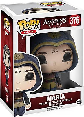 Einfach und sicher online bestellen: Assassins Creed POP! Vinyl Figur Maria in Österreich kaufen.