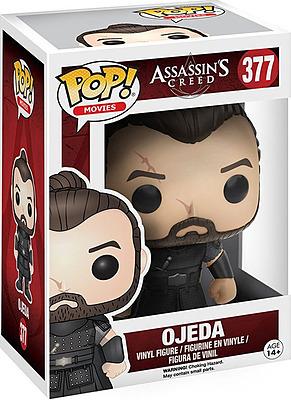 Einfach und sicher online bestellen: Assassins Creed POP! Vinyl Figur Ojeda in Österreich kaufen.