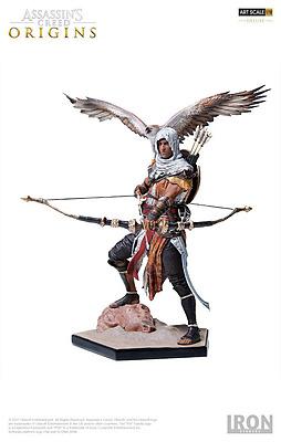 Einfach und sicher online bestellen: Assassin's Creed Deluxe Art Bayek Statue 1/10 in Österreich kaufen.