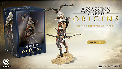 Einfach und sicher online bestellen: Assassin's Creed: Origins Bayek Figur in Österreich kaufen.