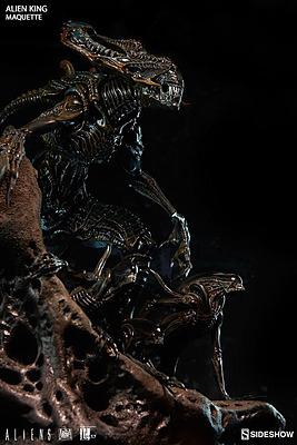 Einfach und sicher online bestellen: Alien Maquette Alien King in Österreich kaufen.
