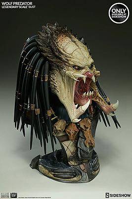 Einfach und sicher online bestellen: Alien & Predator Requiem Büste 1/2 Wolf in Österreich kaufen.