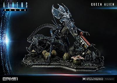 Einfach und sicher online bestellen: Aliens Premium Statue Queen Alien Battle in Österreich kaufen.