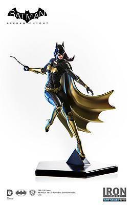 Einfach und sicher online bestellen: Batman Arkham Knight Statue Batgirl 1/10 in Österreich kaufen.