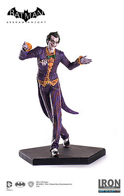 Einfach und sicher online bestellen: Batman Arkham Knight Statue Joker 1/10 in Österreich kaufen.
