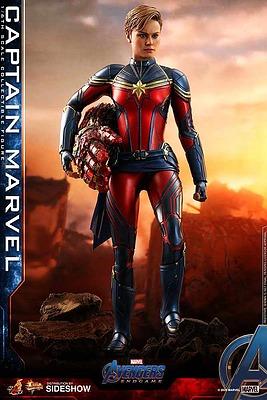 Einfach und sicher online bestellen: Avengers Endgame Statue 1/6 Captian Marvel in Österreich kaufen.