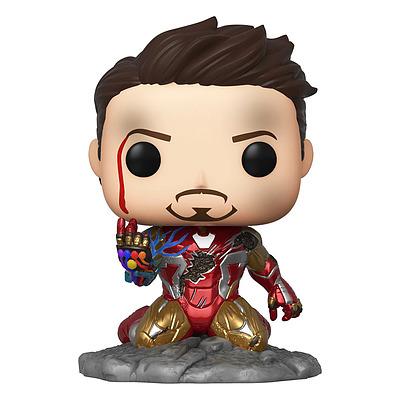 Einfach und sicher online bestellen: Avengers Endgame POP! Vinyl I am Iron Man in Österreich kaufen.