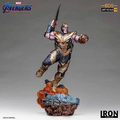 Einfach und sicher online bestellen: Avengers Endgame Statue 1/10 Thanos in Österreich kaufen.
