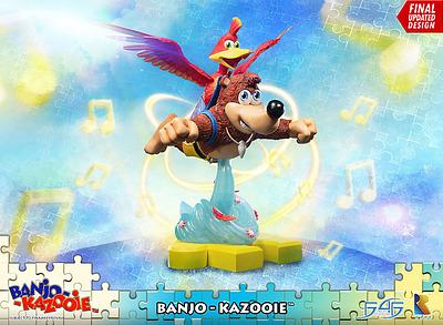 Einfach und sicher online bestellen: Banjo-Kazooie Statue in Österreich kaufen.