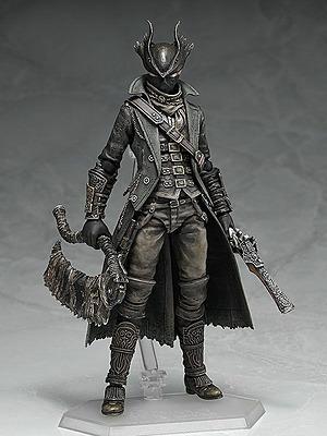Einfach und sicher online bestellen: Bloodborne Actionfigur Hunter in Österreich kaufen.
