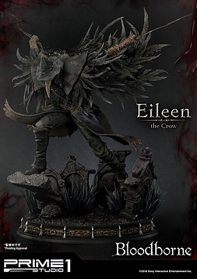 Einfach und sicher online bestellen: Bloodborne The Old Hunters Statue Eileen The Crow in Österreich kaufen.