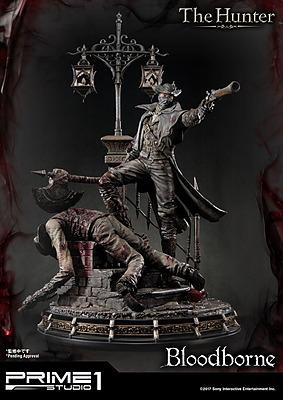 Einfach und sicher online bestellen: Bloodborne Statue The Hunter in Österreich kaufen.