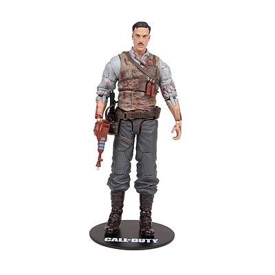 Einfach und sicher online bestellen: Call of Duty Actionfigur Zombies Richtofen in Österreich kaufen.