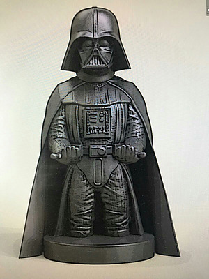 Einfach und sicher online bestellen: Cabel Guy Darth Vader in Österreich kaufen.