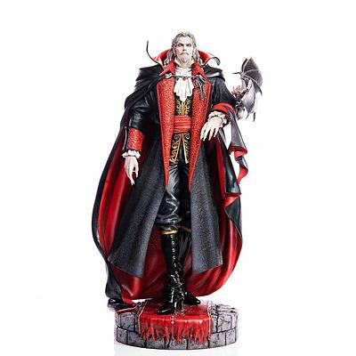 Einfach und sicher online bestellen: Castlevania Symphony of Night Statue Dracula in Österreich kaufen.