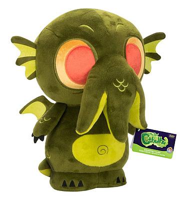 Einfach und sicher online bestellen: Cthuluhu Plüschfigur Dark Green in Österreich kaufen.
