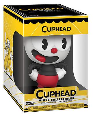 Einfach und sicher online bestellen: Cuphead Vinyl Figur Cuphead in Österreich kaufen.