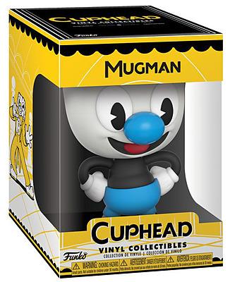 Einfach und sicher online bestellen: Cuphead Vinyl Figur Mugman in Österreich kaufen.
