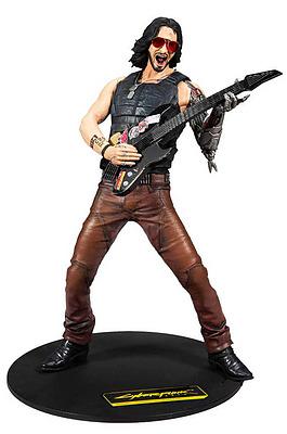 Einfach und sicher online bestellen: Cyberpunk 2077 Actionfigur Johnny 30 cm in Österreich kaufen.