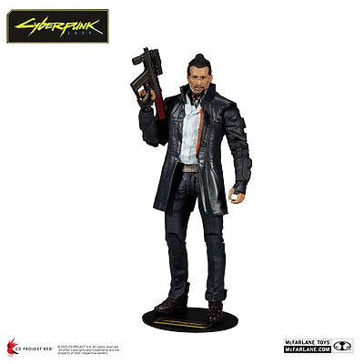 Einfach und sicher online bestellen: Cyberpunk 2077 Actionfigur Takemura in Österreich kaufen.