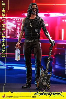 Einfach und sicher online bestellen: Cyberpunk 2077 Masterpiece Actionfigur 1/6 Jonny in Österreich kaufen.