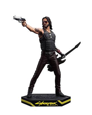 Einfach und sicher online bestellen: Cyberpunk 2077 Statue Johnny Silverhand in Österreich kaufen.