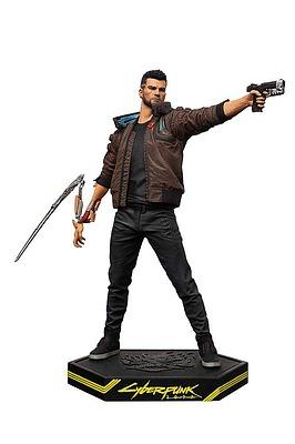 Einfach und sicher online bestellen: Cyberpunk 2077 Statue Male V in Österreich kaufen.