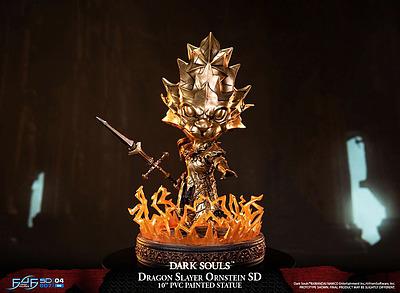 Einfach und sicher online bestellen: Dark Souls Statue Dragon Slayer Ornstein in Österreich kaufen.
