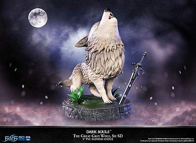 Einfach und sicher online bestellen: Dark Souls Statue The Great Grey Wolf in Österreich kaufen.