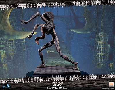Einfach und sicher online bestellen: Dark Souls Statue Mimic Standard Edition in Österreich kaufen.
