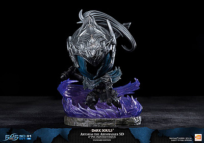 Einfach und sicher online bestellen: Dark Souls Statue Artorias der Abgrundschreiter in Österreich kaufen.